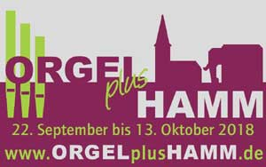 Logo Orgel plus Hamm